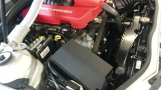 Camaro ZL1 mild to wild installed