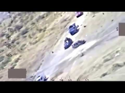 Russian air strikes against isis360p
