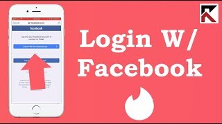 How To Use Facebook To Log Into Tinder