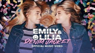 DENIM JACKET | Emily Skinner & Lilia Buckingham | Official Music Video