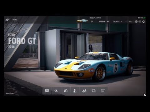 Gran Turismo Sport Gt League Stars And Stripes Ford Gt At Big Willow