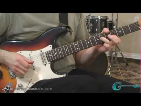 IMPROVISATION: Intervallic Licks and Riffs