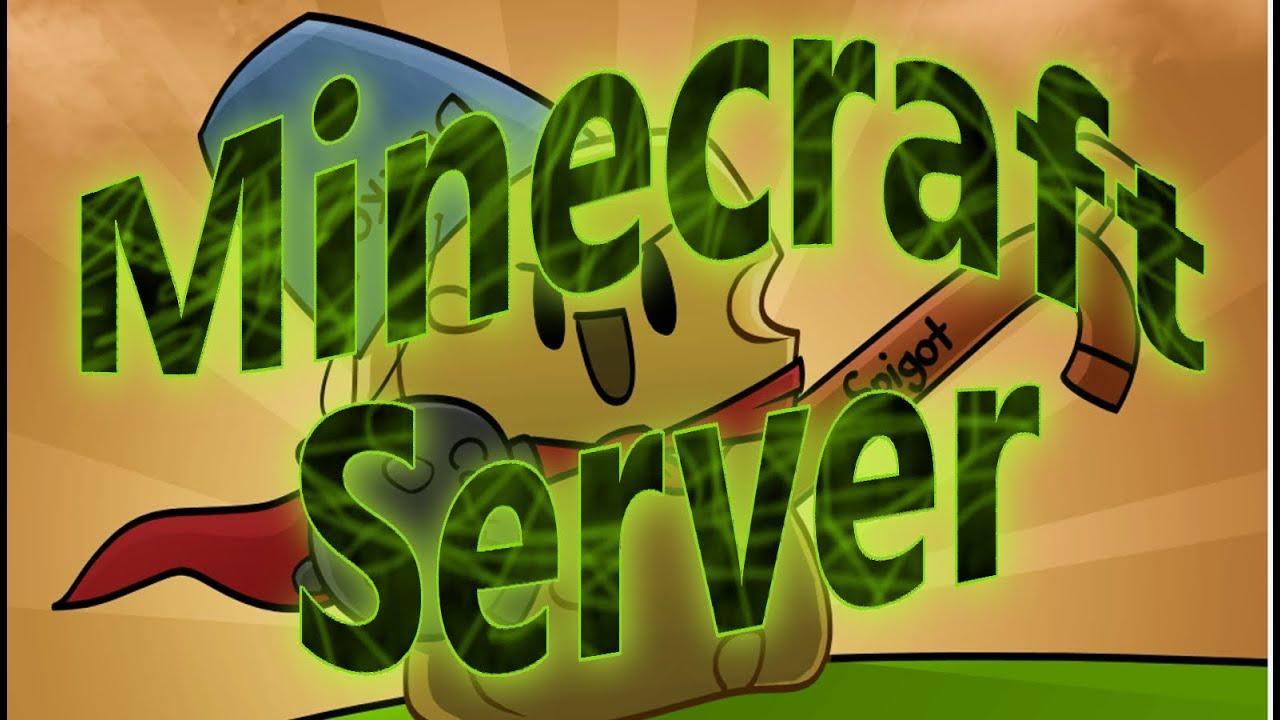 How To Make A Minecraft Server With Mods And Plugins YouTube - Minecraft server mit mods erstellen 1 8 9