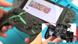 Trying to FIX a FAKE £17 Nintendo Switch Pro Controller