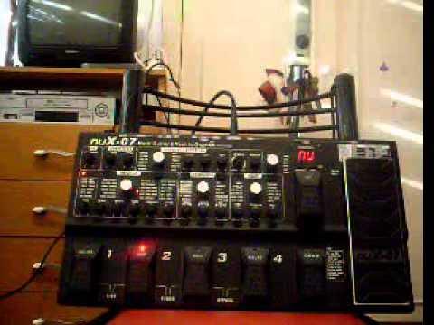 Nux-07 инструкция - фото 10