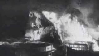 Godzilla 1954 Trailer