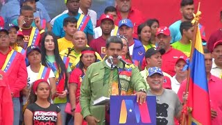 Venezuela holds presidential election as country plunges deeper into crisis