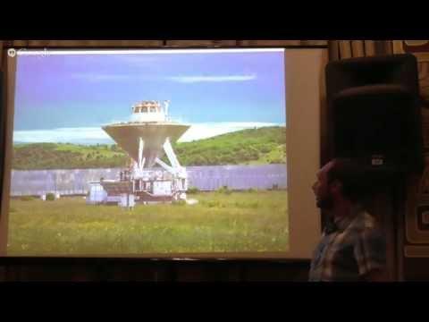 """Лекція """"Найбільші в світі радіотелескопи"""""""