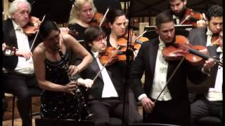 Max Bruch - Concerto for Clarinet, Viola and Orchestra, op. 88 - II. Allegro moderato