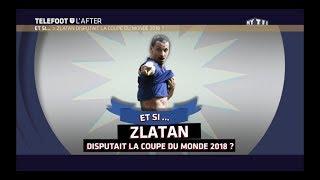 Et si... Zlatan disputait la Coupe du monde 2018 ?