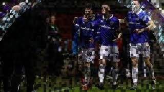 Hampton & Richmond 1 2 Oldham Dramatic FA Cup win for visitors