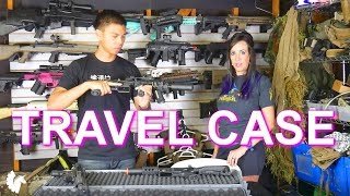 VLOG: New Airsoft Traveling Case!