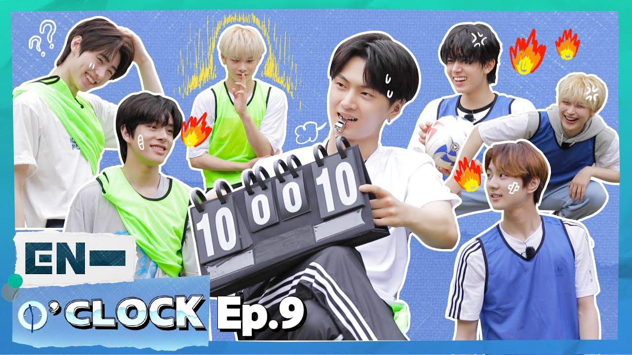 Download ENHYPEN (엔하이픈) 'EN-O'CLOCK' EP.9