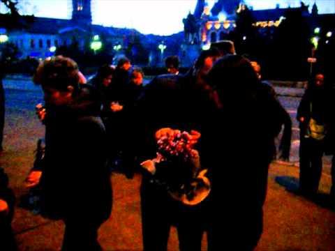 1 an de la moartea lui Takacs Norbert