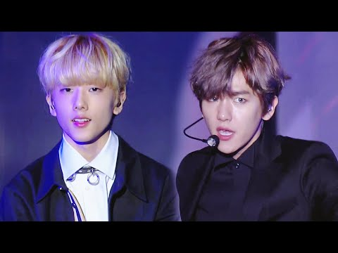 EXO·NCT 눈을 뗄 수 없는 강렬한 무대! (프로듀서. 유영진) @2016 SAF SBS 가요대전 2부 20161226