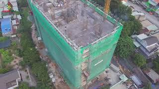 Tiến độ dự án Vista Riverside Thuận An Bình Dương [UPDATE 11/11/2020]