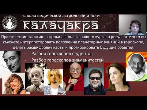 Джйотиш Онлайн с Викторией Ивановой - Открытая лекция