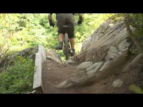 Whistler - The mountain bike mecca