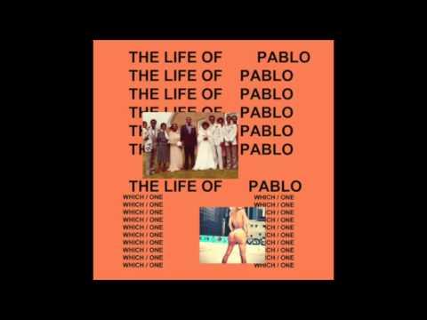 Kanye West - Famous (Life of Pablo)