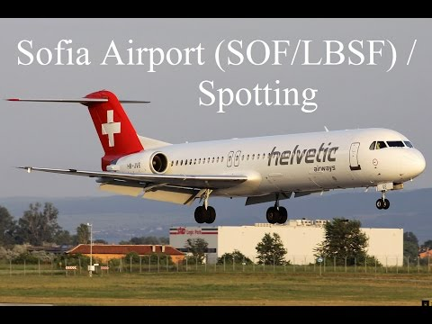 Sofia Airport Actions (SOF/LBSF) - Night/Crosswind/LowVisibility Operations