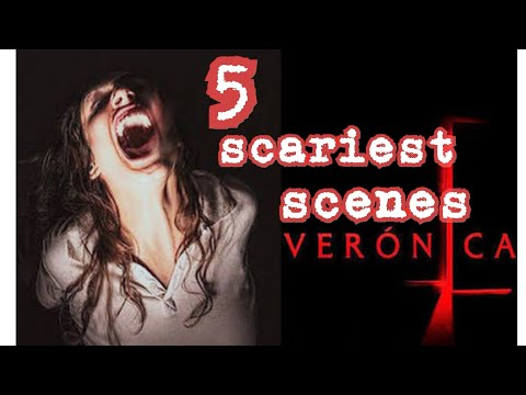 Top 5 scariest scenes of movie #Veronica 2018[Watch it if you are brave!!]