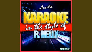 Only The Loot Can Make Me Happy In The Style Of R. Kelly Instrumental Version