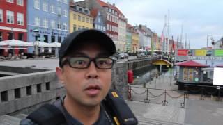 Flying DJI Phantom 4 Drone in COPENHAGEN!