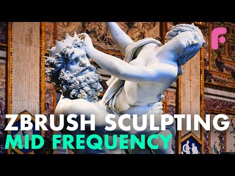 What Most ZBrush Sculptors Get Wrong - Mid Frequency