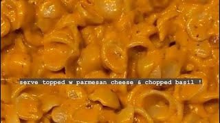 Gigi Hadids simple pasta recipe