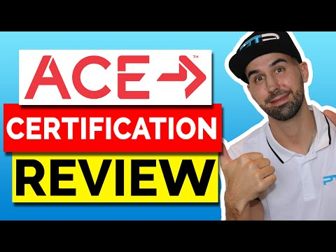 ACE CPT Certification Review - Is this Personal Trainer ...