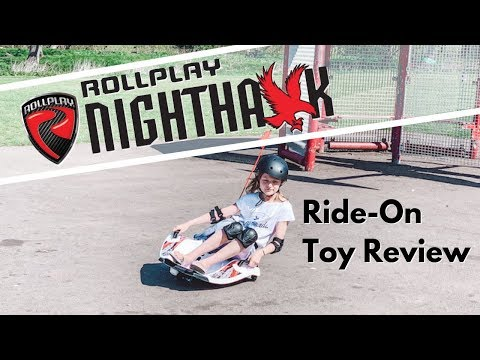 Rollplay Nighthawk: Cool Ride-on Toy Review