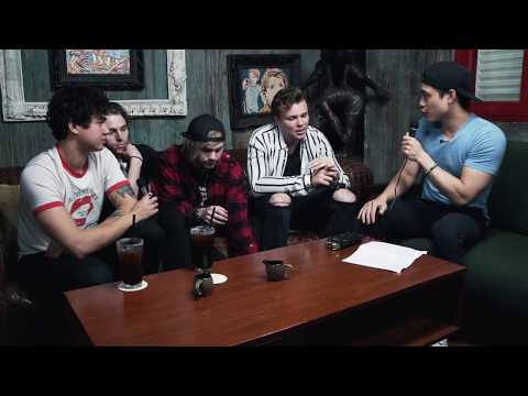 5 Seconds of Summer Talks About Their New Album 'Youngblood'