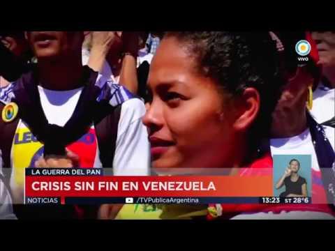 Crisis sin fin en Venezuela || Television Publica Noticias Internacional