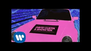 David Guetta & Showtek - Your Love (Lyric video)