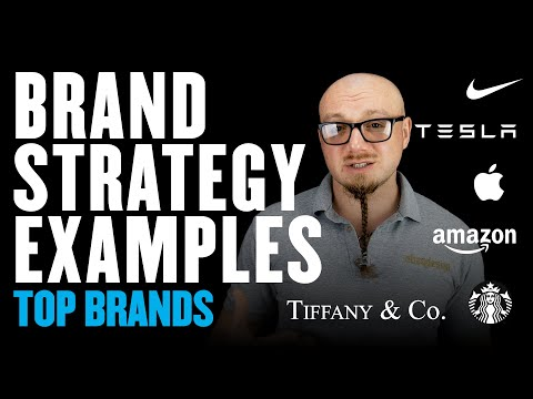 7 Brand Strategy Examples (Top Brands)