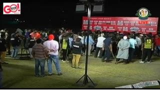 Azhar XI v Gibbs XI Exhibition Match