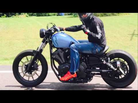 copper bolt by low and mean at sturgis yamaha bolt doovi