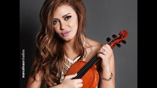 Hanine El Alam Performing Live In Egypt