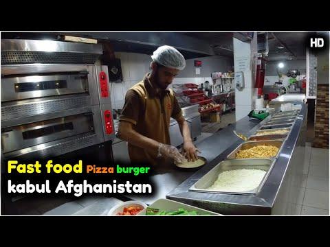 Afghan Fast Food   Kabul   Afghanistan   2020   HD