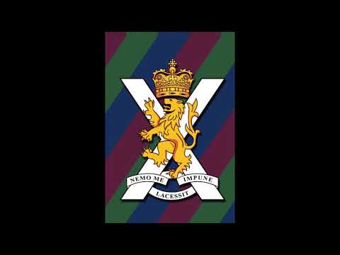 Scotland The Brave (Quick March Of The Royal Regiment Of Scotland)