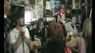 """Enolas Secret """"This is War"""" Acoustic version, Melbourne 2009"""