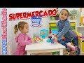 Supermercado SUPERDivertilandia con Andrea, Irene y Raquel!