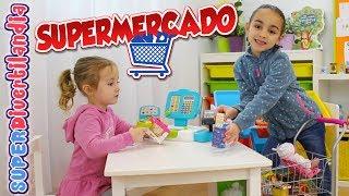 Supermercado SUPERDivertilandia con Andrea, Irene y Raquel! thumbnail