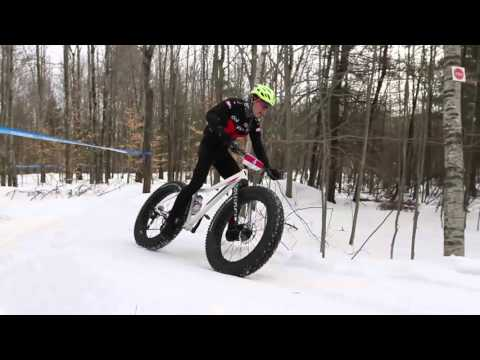 Trailer Mahican Race CrossCountry FatBike, Bromont (Canada)