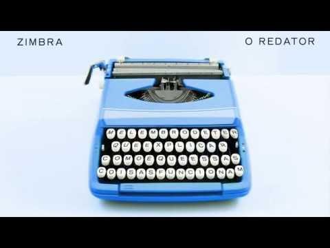 Zimbra - O Redator - Single 2016