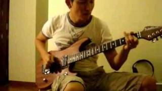 HELLO MOTO HP ringtone played with Guitar