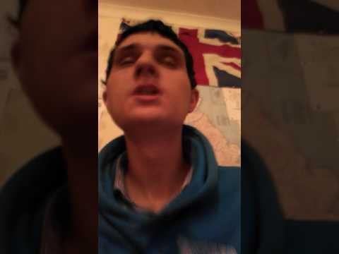 Steven dose karaoke