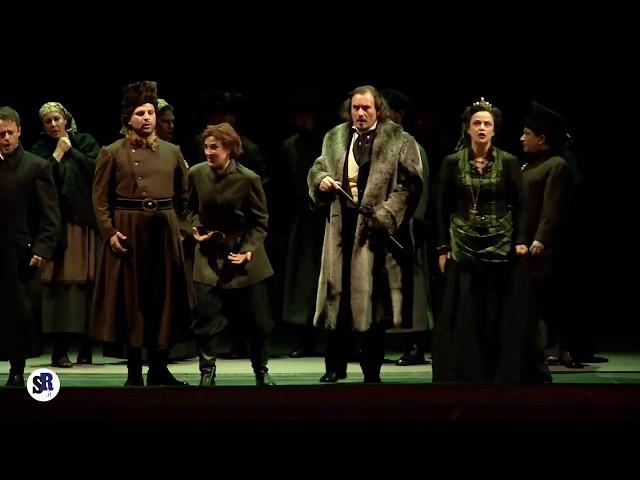 """""""Fedora"""": il capolavoro di Giordano torna dopo mezzo secolo sul palcoscenico del Bellini"""