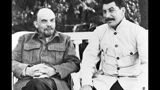 Противостояние двух гигантов Ленин и Сталин  Тайны века