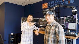 Trading Tesla Options with Joe the Intern